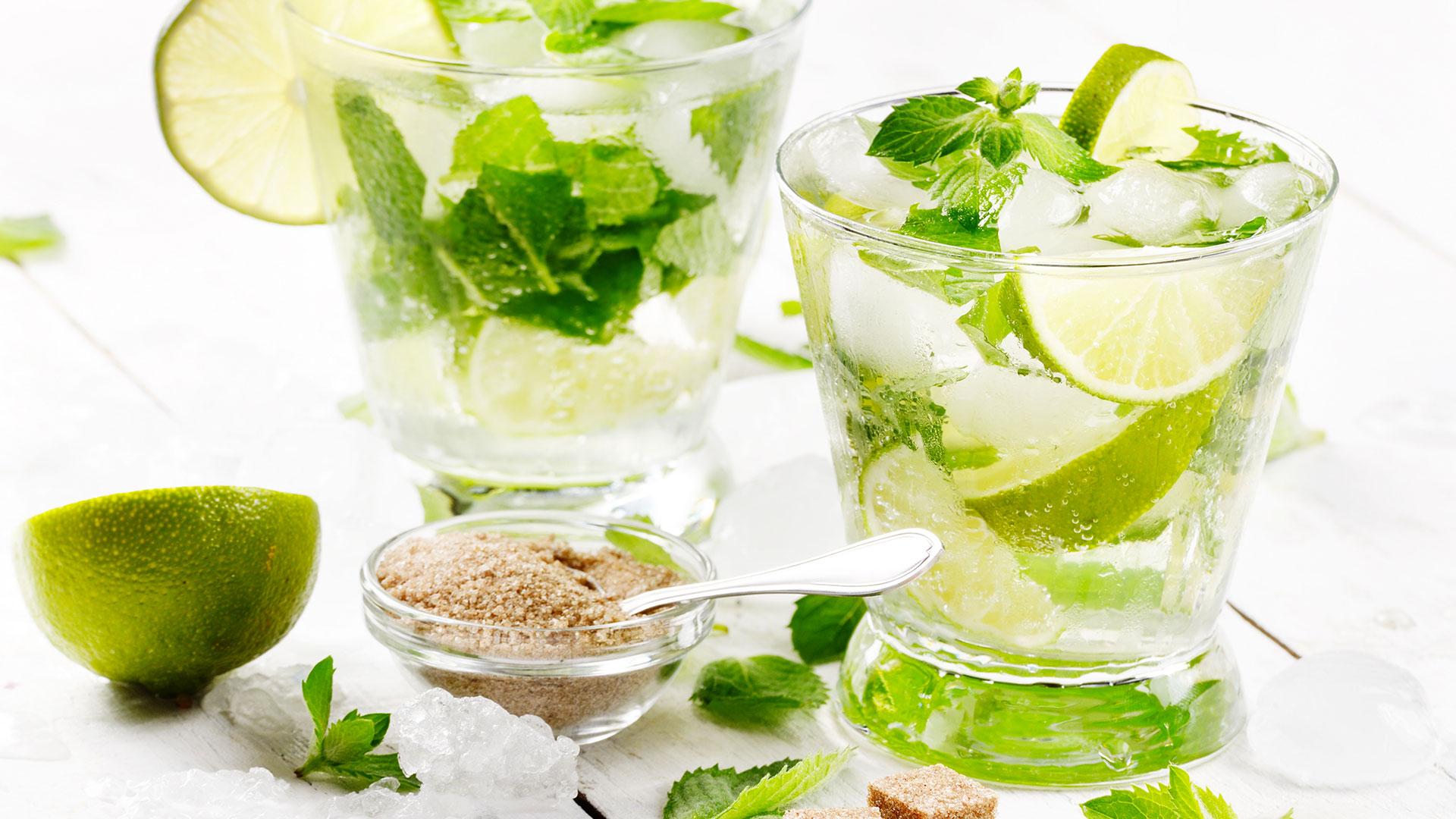 Karibische-Cocktails